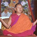 Our founder, Lama Yeshe.